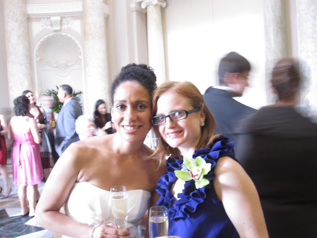 The Bride and I