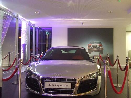 2010 Audi Showrooms - Launch