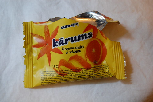 Karums orange