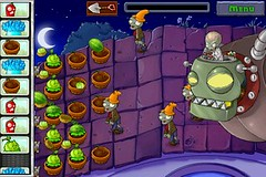 Zomboss, Plants vs Zombies, iphone
