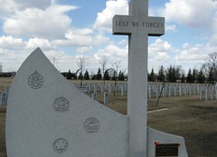 Transcona Cemetery - Field of Honour