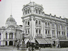 Leguías Lima of the early 1900s