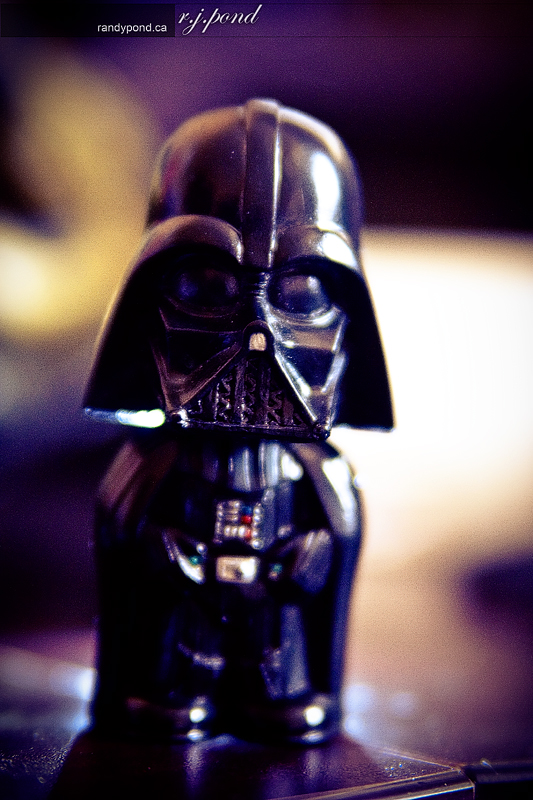 ~ 102/365 Lost to the Dark Side ~