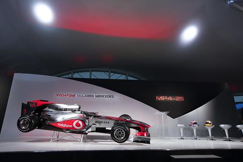 McLaren MP4-25 2010