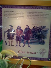 Clan Stewart at Castle Urquhart