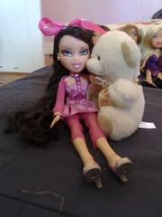Michaela again (MCRFan1981) Tags: bear dolls teddy jade yasmin peyton bratz nevaeh cloe nevra
