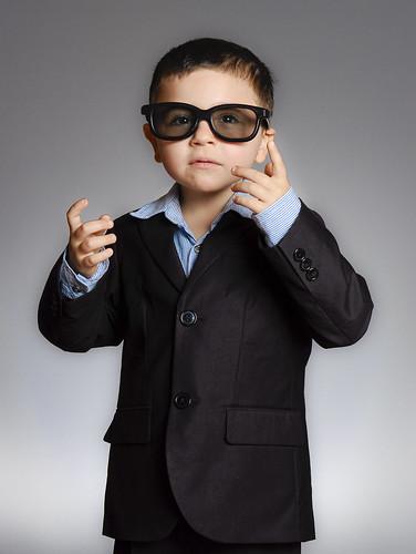 [フリー画像] 人物, 子供, 少年・男の子, サングラス, 201004041300