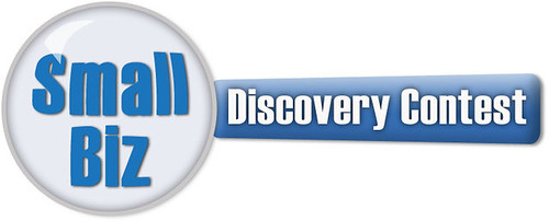 Small Biz Discovery Contest logo
