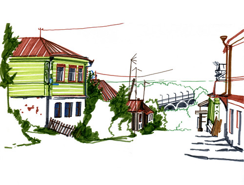 Vladimir neighborhood