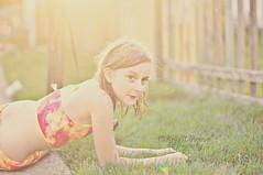 (Kelly J. Petersen (Photography)) Tags: caitlin 50mm spring naturallight sunsetting nikond60 fl4 sheye eyecandyaction