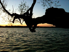 sunset hangout