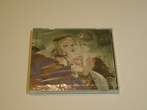 Dreamcast: Skies of Arcadia/Eternal Arcadia Japanese Game and