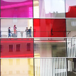Window Patchwork - New Museum Nuremberg, Germany