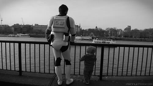 Tokyo Trooper in London
