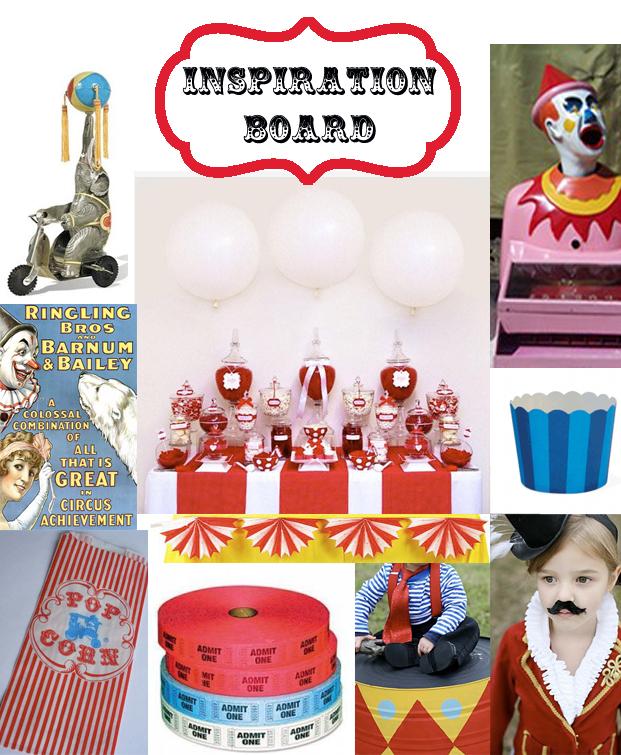 circus inspiration