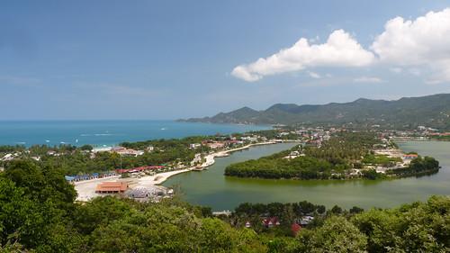 Koh Samui Chaweng View コサムイ チャウエンビーチビュー2