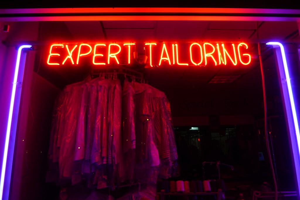 day 259: expert tailoring