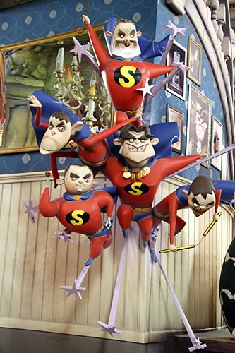 Super-heros-Valencia
