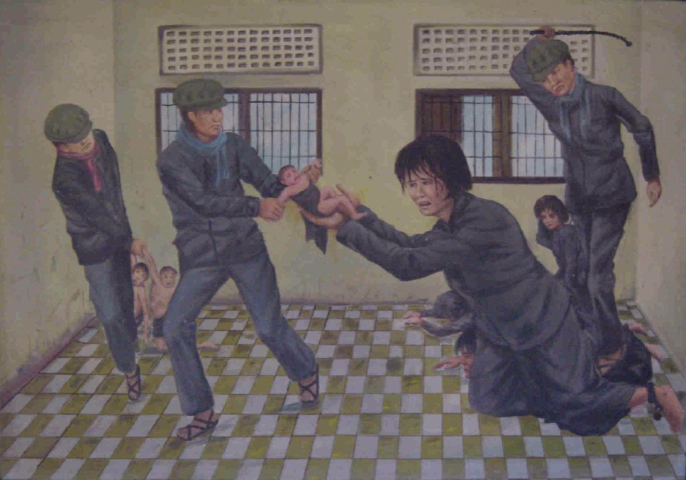 Khmer rouge want their shoes back - 4 3