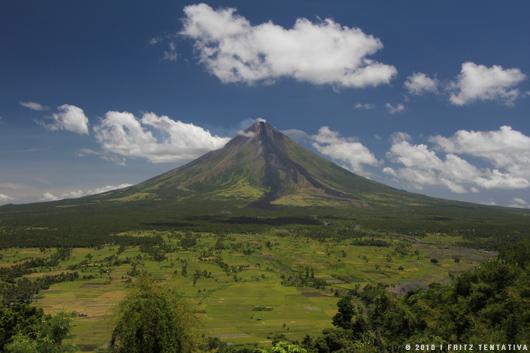 Mt Mayon (Mayon Volcano)
