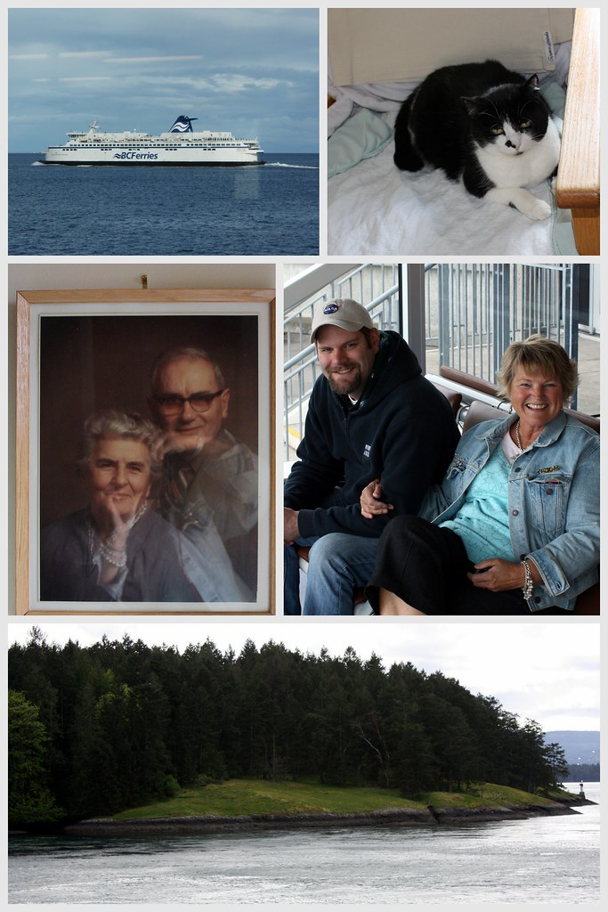 NANNY AND SALT SPRING