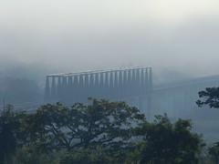 Ponte Ferroviria sobre o Rio Tocantins (Centim) Tags: paisagem trem maranho paisagens cidades ferrovia tocantins nortesul linhafrrea estreitoma aguiarnpolisto norteesul