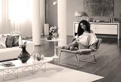 Taís Araújo em gravação publicitária (Gianne Carvalho) Tags: vida viver negra cabelo tais araújo novela atriz
