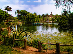 Green Day (RMILLARES) Tags: barcelona park olympus 1001nights distillery legacy c3020 ciutatvella laciudadela coth theunforgettablepictures worldwidelandscapes artofimages bestcapturesaoi yourwonderland magicunicornverybest coth5 magicunicornmasterpiece pinnaclephotography