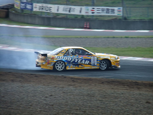 Skyline R32 Drift. Nissan Skyline R32 drifting