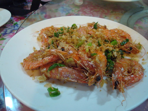 避風塘鮮蝦