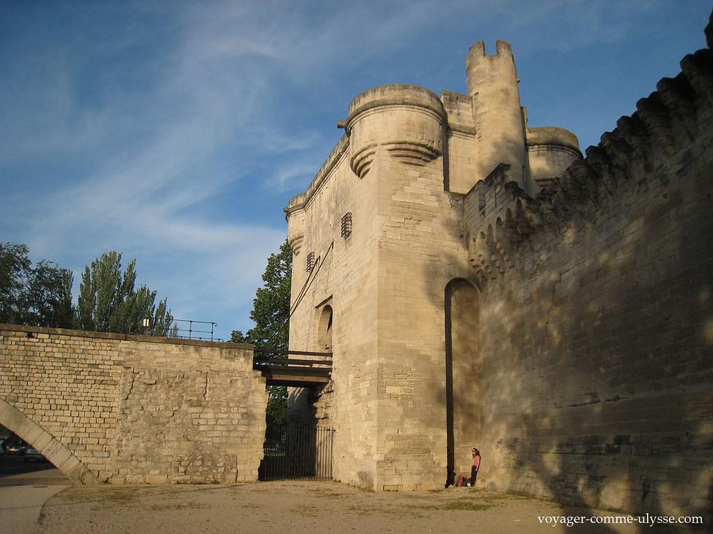 Porte du Pont d'Avignon