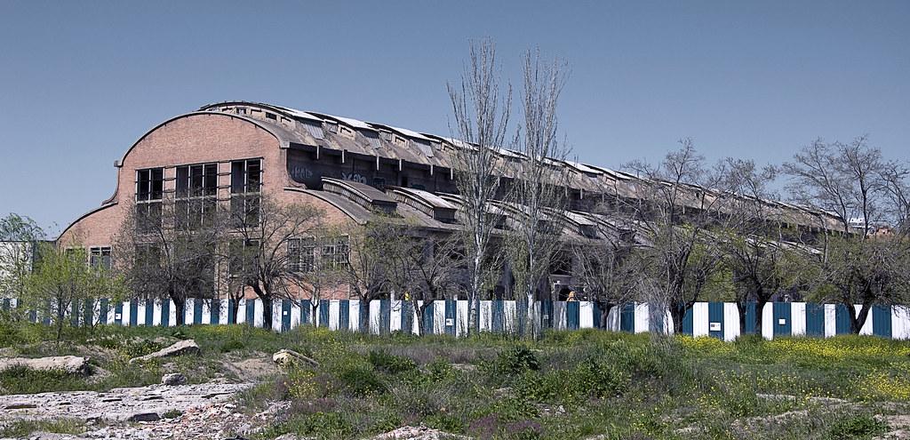 NAVE  BOETTICHER - www.lacatedraldelasnuevastecnologias.es