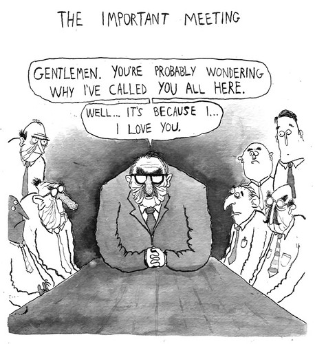 The Important Meeting