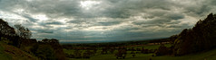 Sunshine in Yorkshire (Chris McLoughlin) Tags: uk england nature day sony yorkshire panoramic sunrays northyorkshire 18mm70mm sonydt1870mm sonyalphaa300 chrismcloughlin
