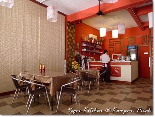 Vegas Kitchen @ Bandar Baru Kampar