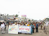 Rally was organized by Kalinga Sena in temple road puri