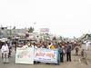 Rally was organized by Kalinga Sena in temple road puri