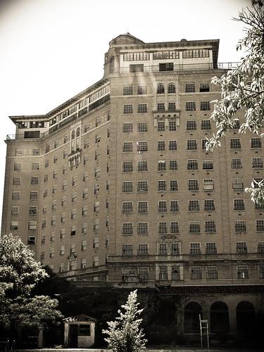 Baker Hotel (vintage shot)