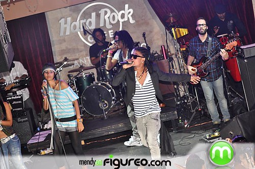 Vakero en Hard Rock Cafe