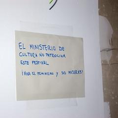Da 4 de Ladyfest Madrid 2010 (gaelx) Tags: casablanca ladyfest okupa csoa ladyfestmadrid ladyfestmadriz csoacasablanca