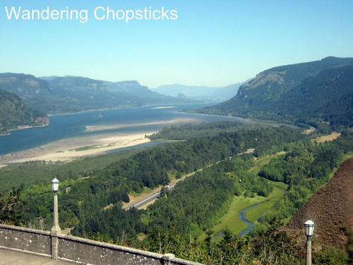 Day 4.9 Crown Point Vista House - Columbia River Gorge - Oregon 3