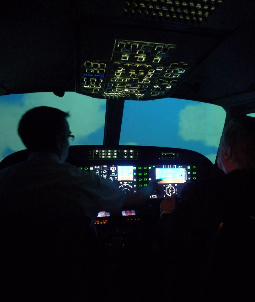 129/365 - Flight Simulator