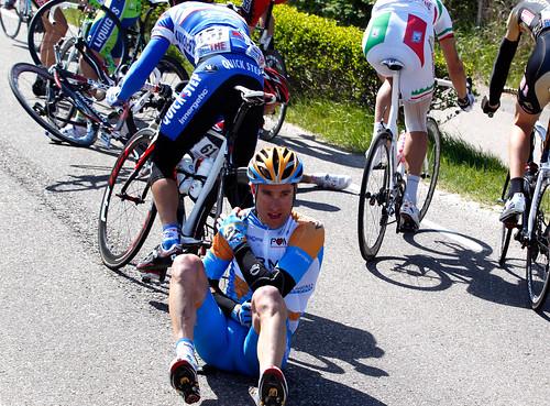 Christian Vande Velde - Giro d'Italia, stage 3
