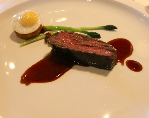 French Laundry - Steak and Eggs