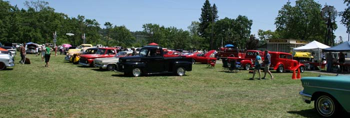 Fred Stokes Car Show