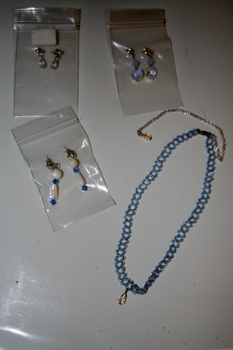 Day 3 Giveaway Beaded Necklaces