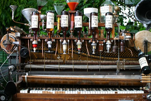 Le pianococktail