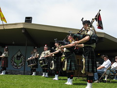Eugene Highlanders Pipe Band 13