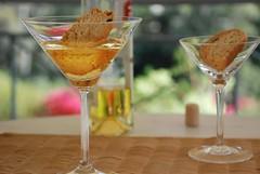 Biscuit in Lemnos muscat / Παξιμάδι σε μοσχάτο Λήμνου