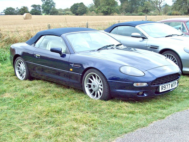 performance convertible british 1990s astonmartin 2000s